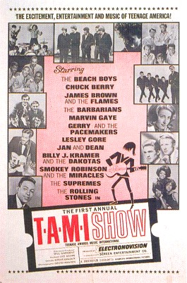 TAMI show poster