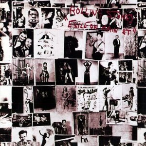 Rolling Stones Exile On Main Street Cover