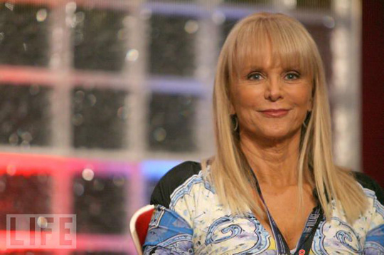 Jackie DeShannon in a recent photo.